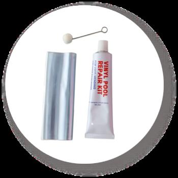 充气产品修补胶水