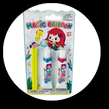 玩具吹波球