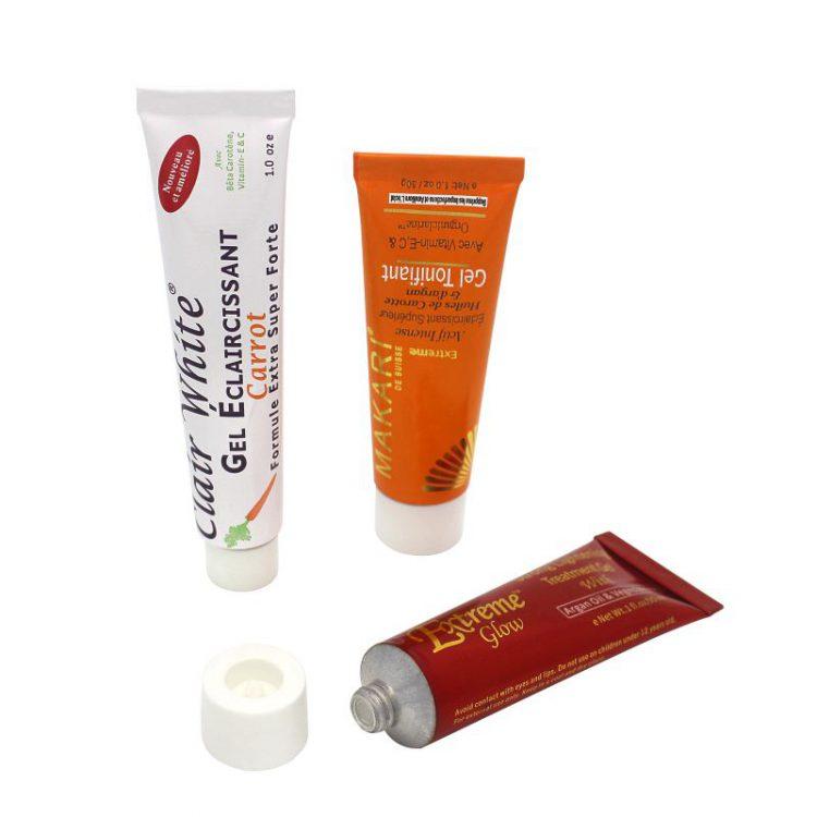 铝制化妆品软管